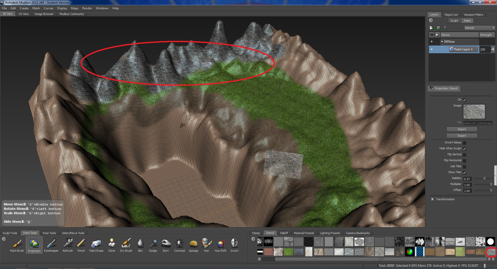 How to paint your 3D max terrain and import it to unity3d lyasstudio