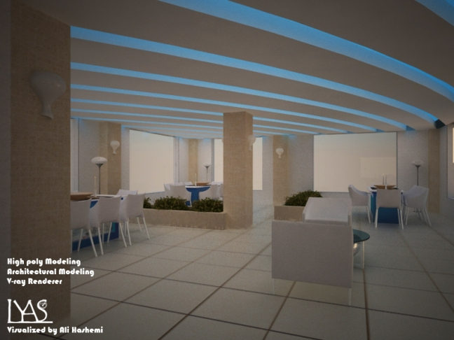 Ground floor dining area interior design lyasstudio for Dining area interior design
